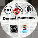 World POG Federation (WPF) > Schmidt > Bundesliga Serie 3 191-1.-FC-Köln-Dorinel-Munteanu-(back).