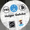 World POG Federation (WPF) > Schmidt > Bundesliga Serie 3 193-MSV-Duisburg-Holger-Gehrke-(back).