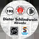 World POG Federation (WPF) > Schmidt > Bundesliga Serie 3 195-FC-St.-Pauli-Dieter-Schlindwein-Abwehr-(back).