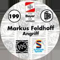 World POG Federation (WPF) > Schmidt > Bundesliga Serie 3 199-Bayer-Leverkusen-Markus-Feldhoff-Angriff-(back).