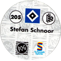 World POG Federation (WPF) > Schmidt > Bundesliga Serie 3 205-Hamburger-SV-Stefan-Schnoor-(back).