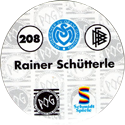 World POG Federation (WPF) > Schmidt > Bundesliga Serie 3 208-MSV-Duisburg-Rainer-Schütterle-(back).