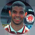 World POG Federation (WPF) > Schmidt > Bundesliga Serie 4 212-FC-St.-Pauli-Michel-Dinzey.