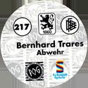 World POG Federation (WPF) > Schmidt > Bundesliga Serie 4 217-TSV-1860-München-Bernhard-Trares-Abwehr-(back).