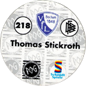 World POG Federation (WPF) > Schmidt > Bundesliga Serie 4 218-VfL-Bochum-Thomas-Stickroth-(back).