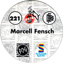 World POG Federation (WPF) > Schmidt > Bundesliga Serie 4 221-1.-FC-Köln-Marcell-Fensch-(back).