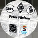 World POG Federation (WPF) > Schmidt > Bundesliga Serie 4 222-Borussia-Mönchengladbach-Peter-Nielsen-(back).