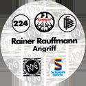 World POG Federation (WPF) > Schmidt > Bundesliga Serie 4 224-Eintracht-Frankfurt-Rainer-Rauffmann-Angriff-(back).
