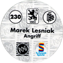 World POG Federation (WPF) > Schmidt > Bundesliga Serie 4 230-TSV-1860-München-Marek-Lesniak-Angriff-(back).