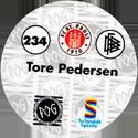 World POG Federation (WPF) > Schmidt > Bundesliga Serie 4 234-FC-St.-Pauli-Tore-Pedersen-(back).