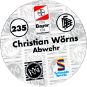 World POG Federation (WPF) > Schmidt > Bundesliga Serie 4 235-Bayer-Leverkusen-Christian-Wörns-Abwehr-(back).