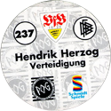 World POG Federation (WPF) > Schmidt > Bundesliga Serie 4 237-VfB-Stuttgart-Hendrik-Herzog-Verteidigung-(back).
