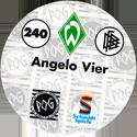World POG Federation (WPF) > Schmidt > Bundesliga Serie 4 240-Werder-Bremen-Angelo-Vier-(back).