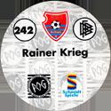 World POG Federation (WPF) > Schmidt > Bundesliga Serie 4 242-KFC-Uerdingen-05-Rainer-Krieg-(back).