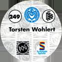 World POG Federation (WPF) > Schmidt > Bundesliga Serie 4 249-MSV-Duisburg-Torsten-Wohlert-(back).