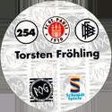 World POG Federation (WPF) > Schmidt > Bundesliga Serie 4 254-FC-St.-Pauli-Torsten-Fröling-(back).