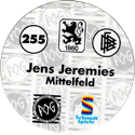 World POG Federation (WPF) > Schmidt > Bundesliga Serie 4 255-TSV-1860-München-Jens-Jeremies-Mittelfeld-(back).