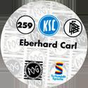 World POG Federation (WPF) > Schmidt > Bundesliga Serie 4 259-Karlsruher-SC-Eberhard-Carl-(back).