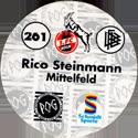 World POG Federation (WPF) > Schmidt > Bundesliga Serie 4 261-1.-FC-Köln-Rico-Steinmann-Mittelfeld-(back).
