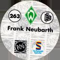 World POG Federation (WPF) > Schmidt > Bundesliga Serie 4 263-Werder-Bremen-Frank-Neubarth-(back).