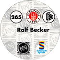 World POG Federation (WPF) > Schmidt > Bundesliga Serie 4 265-FC-St.-Pauli-Ralf-Becker-(back).