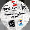 World POG Federation (WPF) > Schmidt > Bundesliga Serie 4 269-Bayer-Leverkusen-Ramon-Hubner-Angriff-(back).