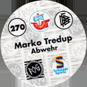 World POG Federation (WPF) > Schmidt > Bundesliga Serie 4 270-FC-Hansa-Rostock-Marko-Tredup-Abwehr-(back).