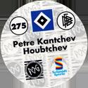 World POG Federation (WPF) > Schmidt > Bundesliga Serie 4 275-Hamburger-SV-Petre-Kantchev-Houbtchev-(back).