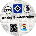 World POG Federation (WPF) > Schmidt > Bundesliga Serie 4 279-Hamburger-SV-André-Breitenreiter-(back).