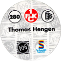 World POG Federation (WPF) > Schmidt > Bundesliga Serie 4 280-1.-FCK-Thomas-Hengen-(back).