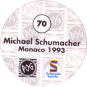 World POG Federation (WPF) > Schmidt > Michael Schumacher Back.