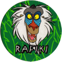 World POG Federation (WPF) > Selecta > Lion King 26-Rafiki.
