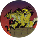 World POG Federation (WPF) > Selecta > Lion King 51-Hyenas.