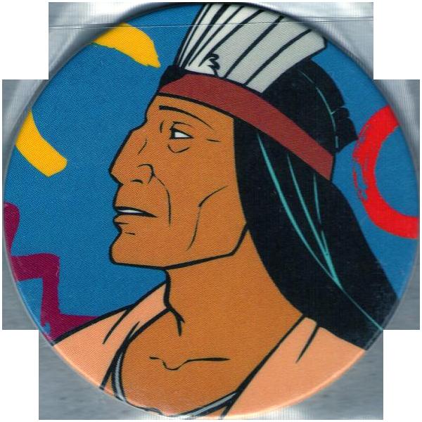 World Pog Federation Wpf Gt Selecta Gt Pocahontas