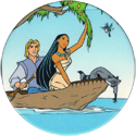 World POG Federation (WPF) > Selecta > Pocahontas 35-John-Smith,-Pocahontas,-Meeko,-and-Flit.