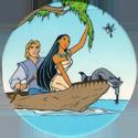 World POG Federation (WPF) > Selecta > Pocahontas 35-John-Smith,-Pocahontas,-Meeko,-and-Flit.