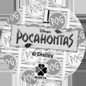World POG Federation (WPF) > Selecta > Pocahontas Back.