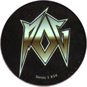 World POG Federation (WPF) > Series 1 (2006) 34-Metal.