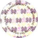 World POG Federation (WPF) > Series 1 (2006) Back.