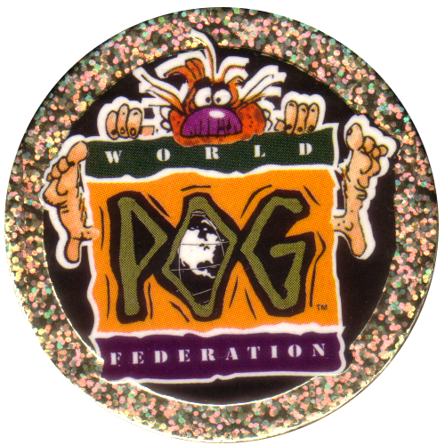 World Pog Federation Wpf Gt Series 1
