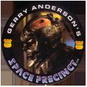 World POG Federation (WPF) > Space Precinct 25-Cyborg-2.