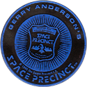 World POG Federation (WPF) > Space Precinct Kinis Blue-05-Space-Precinct-Badge.