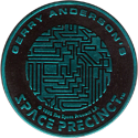 World POG Federation (WPF) > Space Precinct Kinis Cyan-04-Gerry-Anderson's-Space-Precinct.