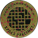 World POG Federation (WPF) > Space Precinct Kinis Gold-and-red-stars-03-Gerry-Anderson's-Space-Precinct.