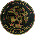 World POG Federation (WPF) > Space Precinct Kinis Gold-and-red-stars-04-Gerry-Anderson's-Space-Precinct.