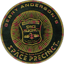World POG Federation (WPF) > Space Precinct Kinis Gold-and-red-stars-05-Space-Precinct-Badge.