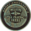 World POG Federation (WPF) > Space Precinct Kinis Gold-blue-02-Space-Precinct-Badge.