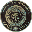 World POG Federation (WPF) > Space Precinct Kinis Gold-blue-05-Space-Precinct-Badge.