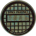 World POG Federation (WPF) > Space Precinct Kinis Gold-blue-06-Space-Precinct-2040.