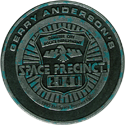 World POG Federation (WPF) > Space Precinct Kinis Sliver-and-cyan-stars-02-Space-Precinct-Badge.